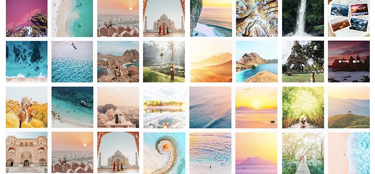 5 comptes Instagram de voyages à suivre