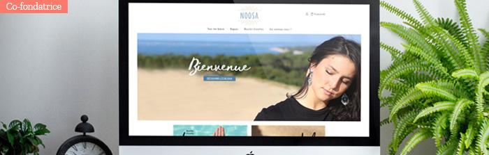 Création de site internet de bijoux