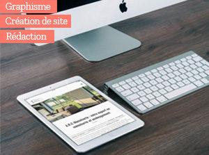 Création site internet menuiserie